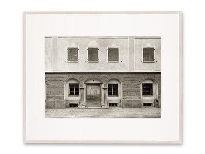 Petra Wunderlich, 'Zuoz San Bastaun 2', 2007