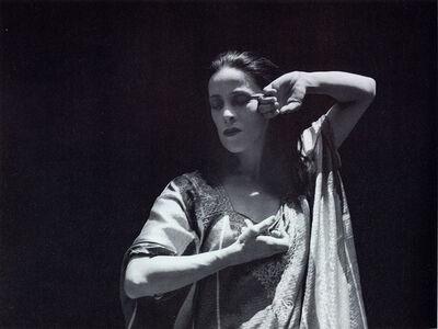 Imogen Cunningham, 'Martha Graham', 1931
