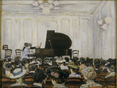 Albert André, 'The Concert', 1903