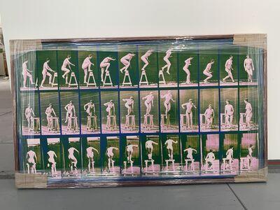 Niclas Gillis, 'Female Nude II - Works after Muybridge', 2020