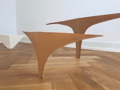Martin Willing, 'Papierarchitektur 2'