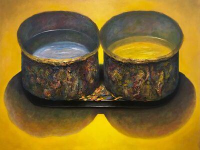 Ken Beck, 'Palette Cups', 2014-2015