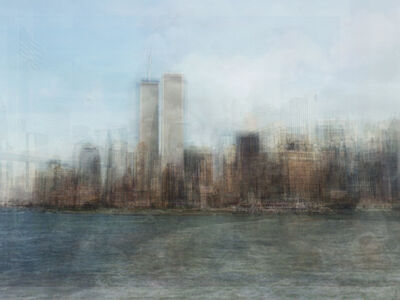 Corinne Vionnet, 'New York (2)', 2007