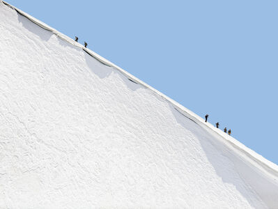 Olivo Barbieri, 'Alps - Geographies and People #16', 2012