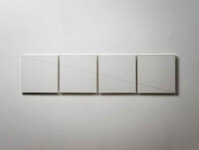 Hartmut Böhm, 'zeichnung, 4tlg.', 1980