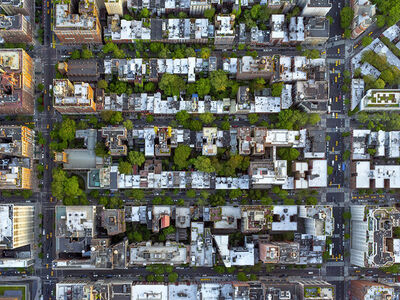 Jeffrey Milstein, 'NYC 23 Greenwich Village', 2015