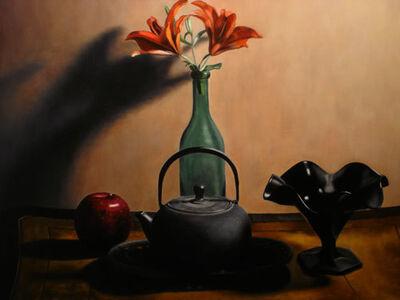 Nick Patten, 'Still Life on Rick's Table'