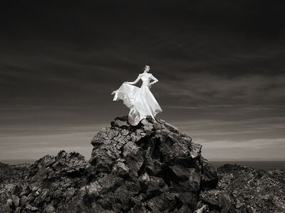 Tyler Shields, 'Top of the World', 2021