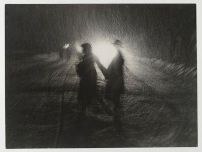 Gen Otsuka 大束 元, 'Snow Fantasy', 1953