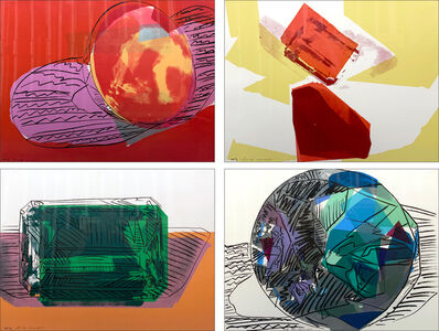 Andy Warhol, 'Gems (set of 4)', 1978