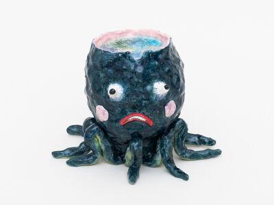 Joakim Ojanen, 'Smokey Octopus Thoughts', 2018