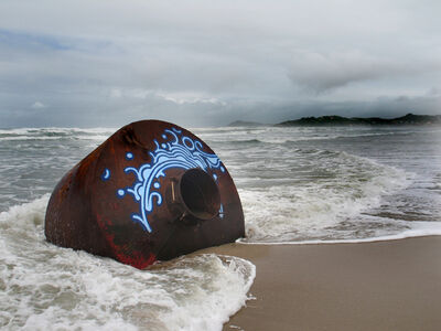 Zezão, 'Mar, 1/3', 2012