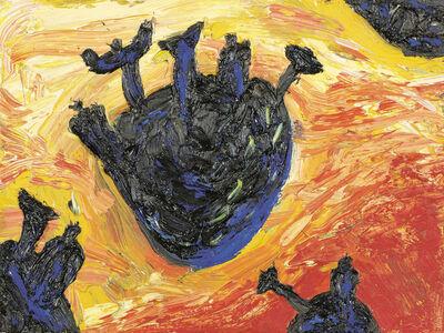 Gunter Damisch, 'Untitled', 1987