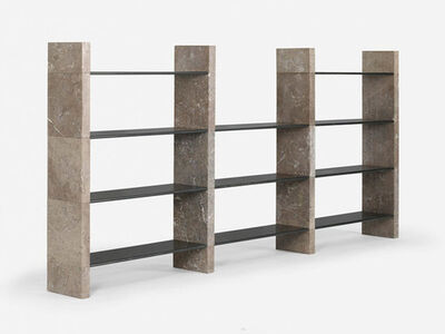 Afra and Tobia Scarpa, 'Cidonio Bookcase', 1968