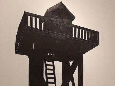 JAVIER AREÁN, 'Torre negra', 2018