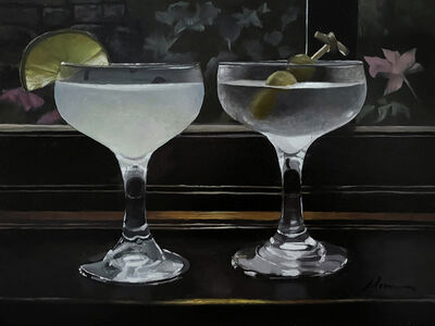 Michael Lynn Adams, 'Cocktails for Two', 2021