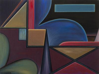 William Conger, 'Night Gate', 2011
