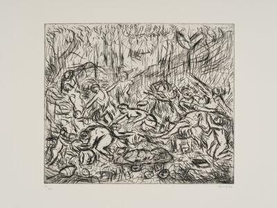 Leon Kossoff, 'The Triumph of Pan No. 2', 1998
