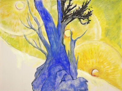 Frederick Wight, 'Bristlecone Pine', 1983