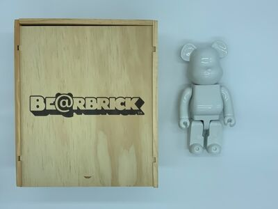 BE@RBRICK, 'K.Olin Tribu Porcelain 400%', 2016