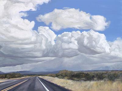 Mary-Austin Klein, 'Arizona Highway, Sierra Vista', 2019