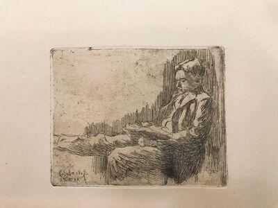 Karl Schmoll Von Eisenwerth, 'No Title', 1897