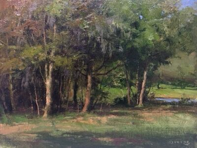 Donald W. Demers, 'Plantation Oaks', 2018