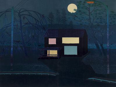 Tom Hammick, 'Outskirts (Night)', 2015