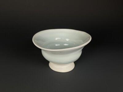 Masamichi Yoshikawa, 'Celadon sake cup 青白磁ぐい呑', 2000s