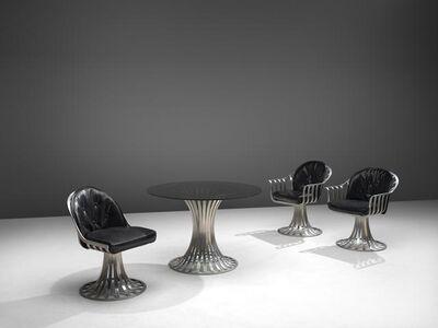 Russell Woodard, 'Dining set', 1960s