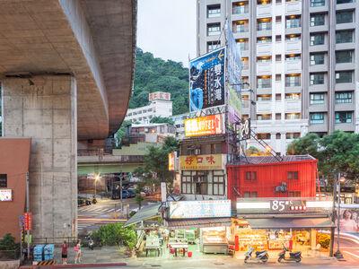 Peter Bialobrzeski, 'Taipei Diary p.72', 2014