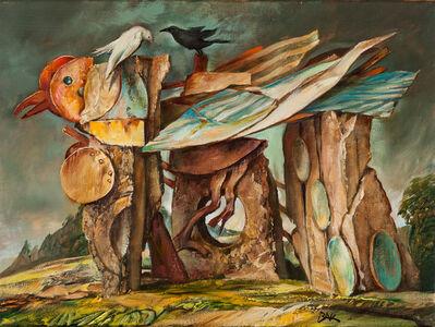 Samuel Bak, 'Meeting Point', 2014