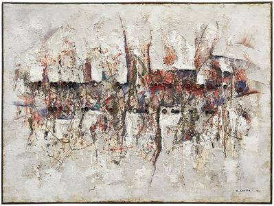 Minoru Onoda, 'SAKUHIN II', 1960