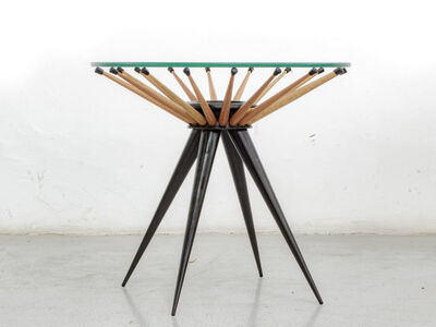 Giuseppe Scapinelli, 'Side Table in Wood', ca. 1960