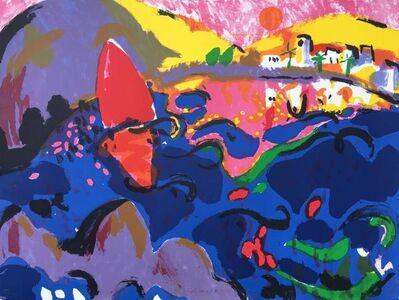 Manel Anoro, 'En la Costa', 2000