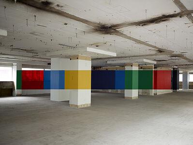Georges Rousse, 'Londres 2014', 2014