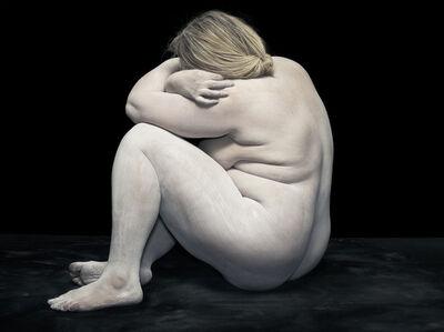 Nadav Kander, 'Elizabeth sitting 2012', 2012