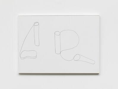 Iole de Freitas, 'Untitled - series Território', 2001