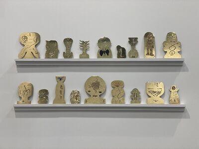 Matías Armendaris, 'Spell Mirrors', 2019