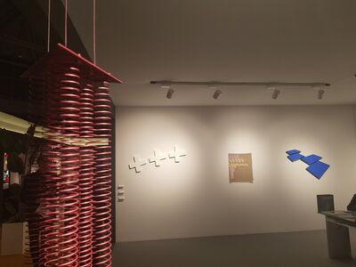 Piero Fogliati, 'Piero Fogliati @ PAN 2017', 2017