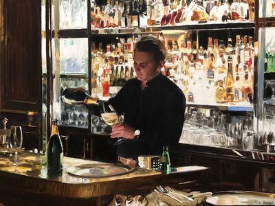 Paul Oxborough, 'Bar 228, Paris', 2018