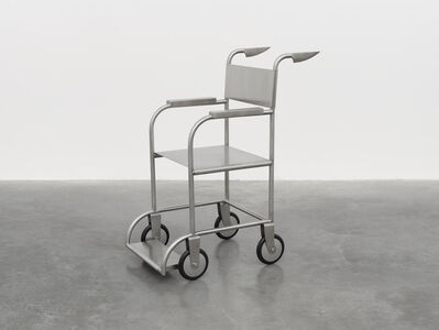Mona Hatoum, 'Untitled (wheelchair)', 1998