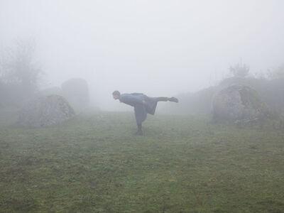 Elina Brotherus, 'Exercice d'équilibre', 2011