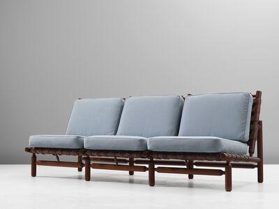Ilmari Tapiovaara, 'Leather Sofa', 1957