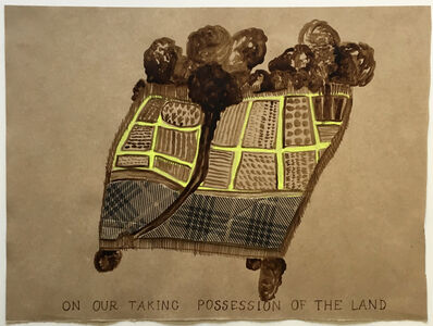 Joan Ross, 'On our taking possession of the land', 2019