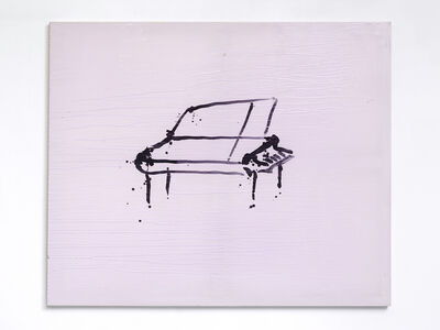 Simon Mathers, 'Pink Piano', 2016