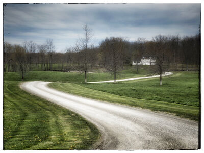 Mary Ann Glass, 'Winding Road', 2021