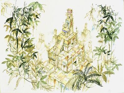 Simon Vega, 'Temple of the third world', 2012