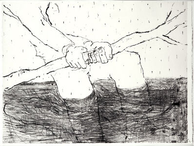 Jean Charles Blais, 'Tres Facile', 1986