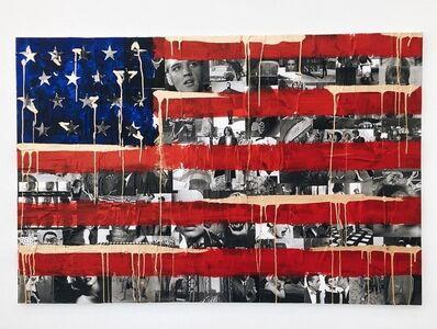Lauren Benrimon, 'American Flag', 2015